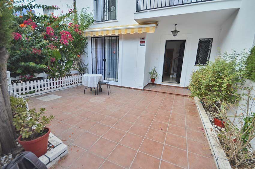 Casa adosada en Fuengirola, Los Boliches, venta