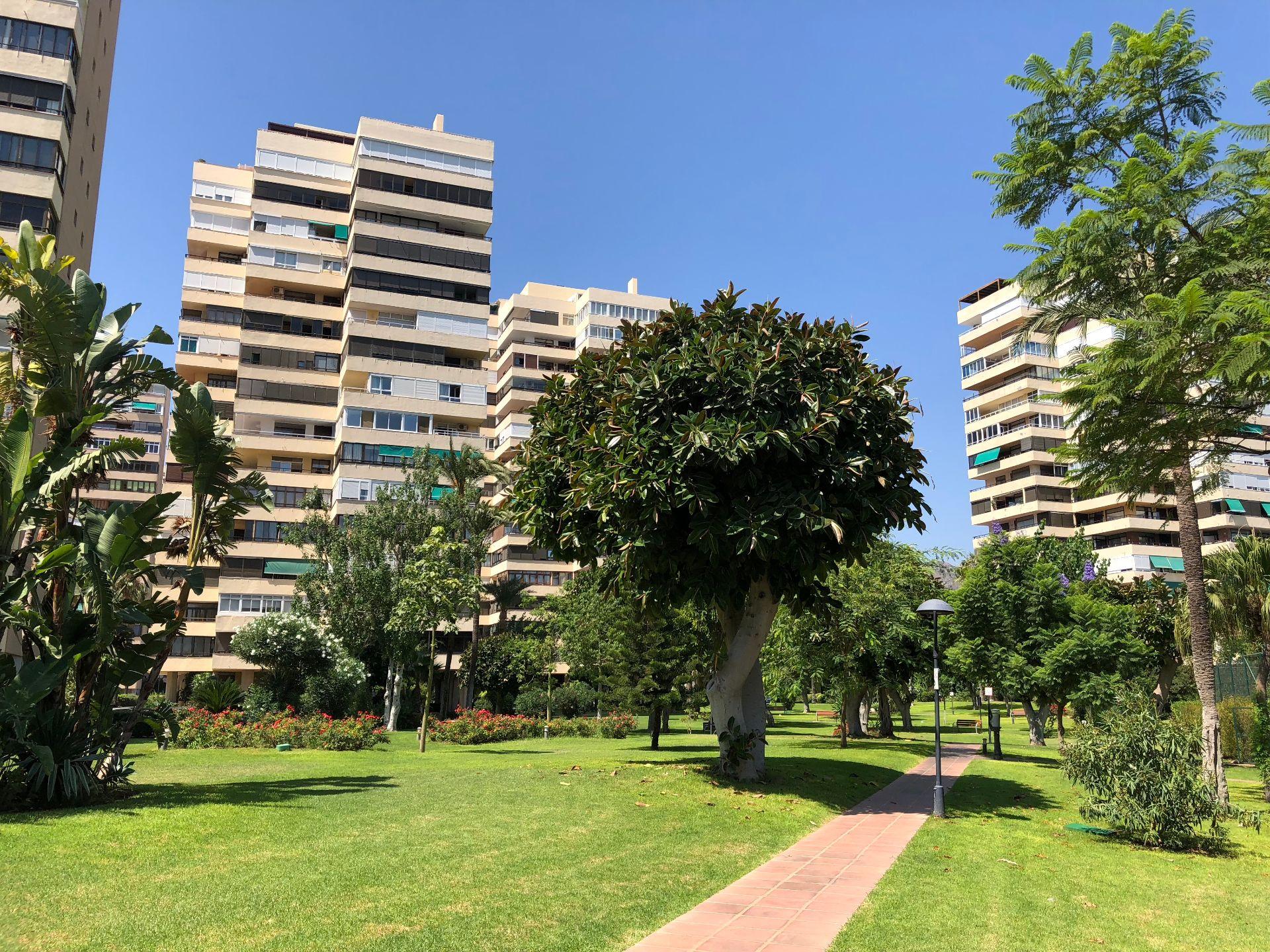 Apartment in Torremolinos, Playamar, ferienmiete