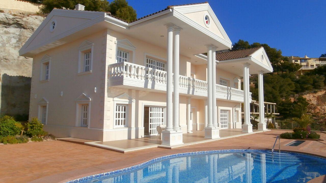 Villa de Lujo en Altea, SIERRA DE ALTEA, venta
