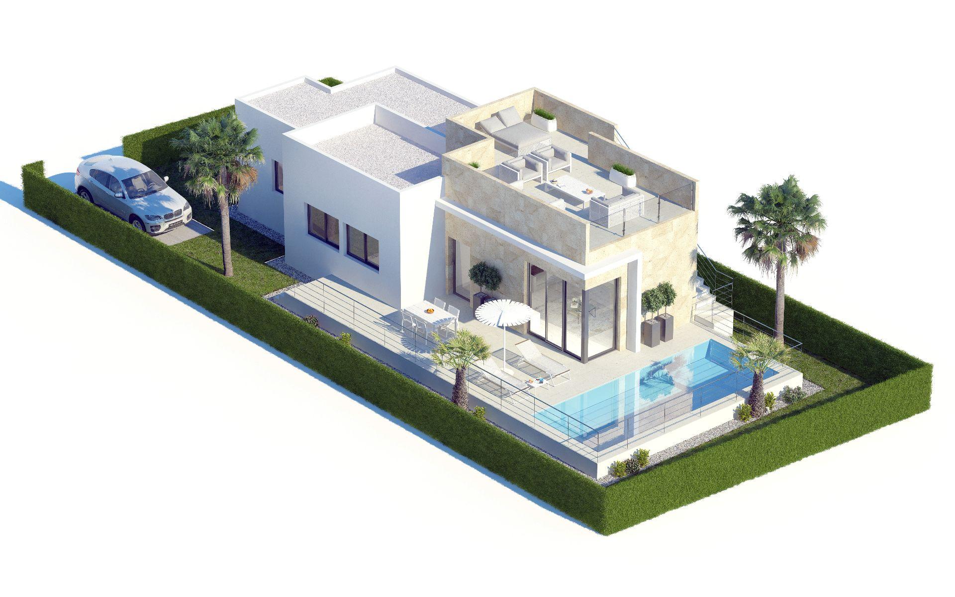 Casa / Chalet en Finestrat, Benidorm-Balcón Finestrat, venta