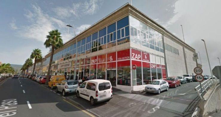 Local comercial en San Cristóbal de La Laguna, Polígono Los Majuelos, venta