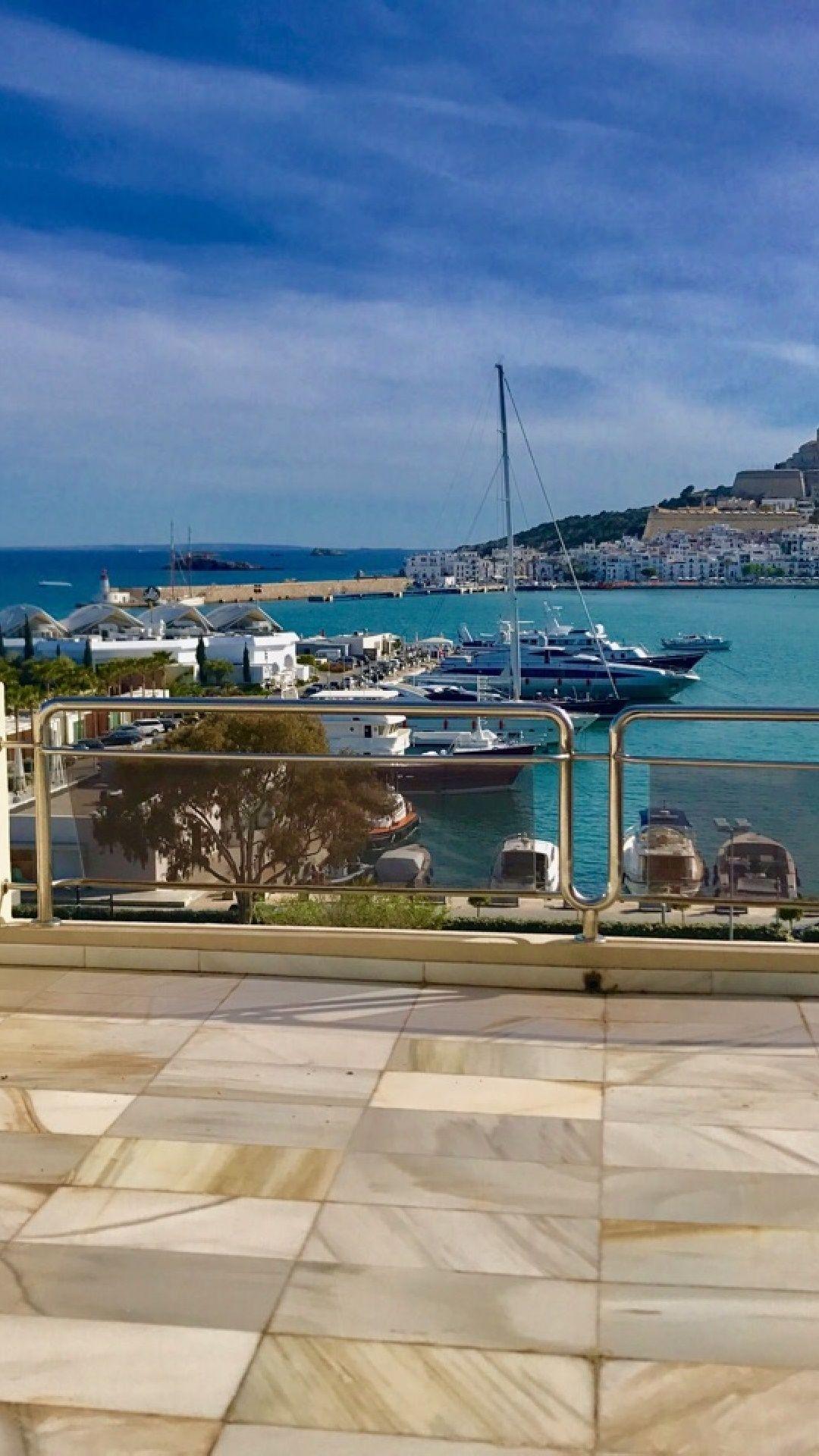 Ático en Ibiza, Marina Botafoch, venta