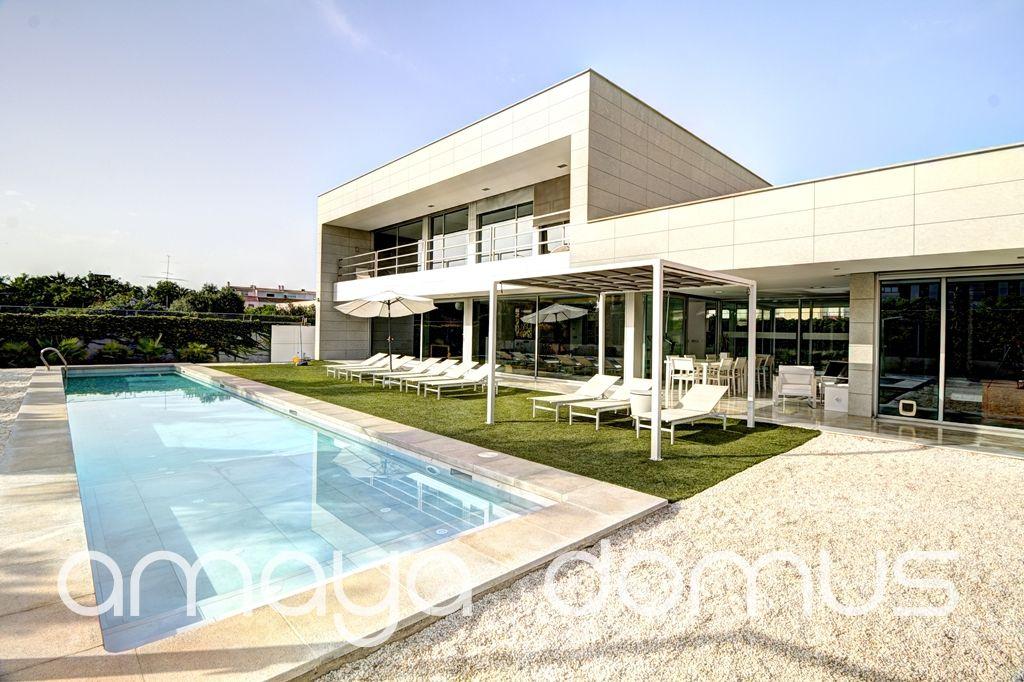 Villa de Lujo en Alicante, PLAYA SAN JUAN GOLF, alquiler vacacional
