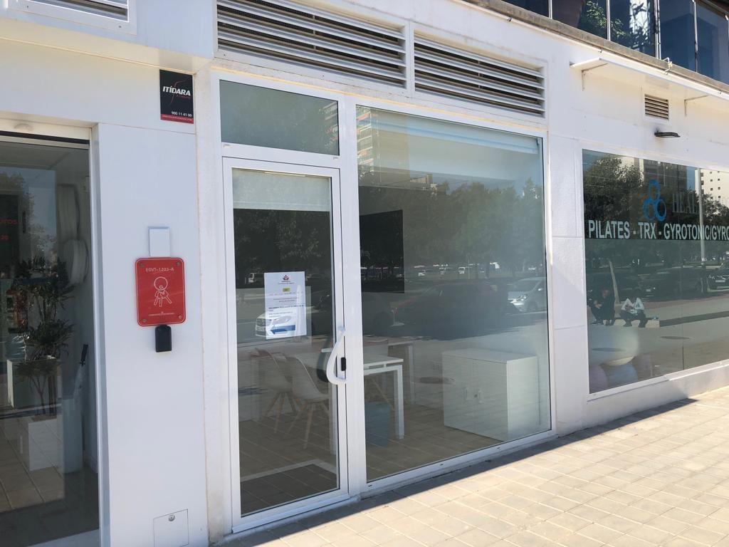 Oficina en Alicante, PAU 5, alquiler