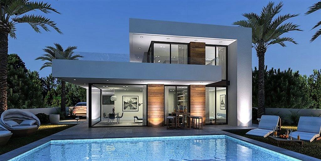 Villa à Dénia, Centro, vente