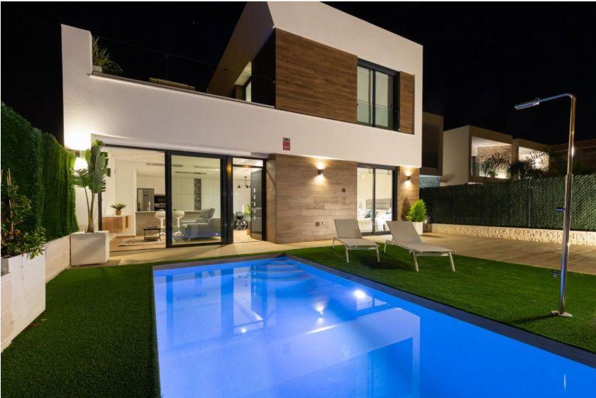 Villa à El Campello, Amerador, vente