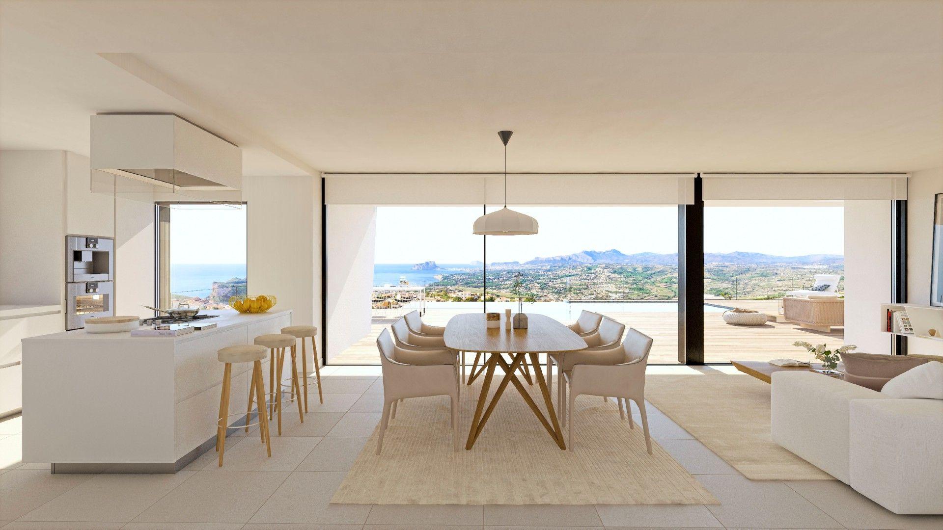 Villa à Benitachell, cumbre del sol, vente