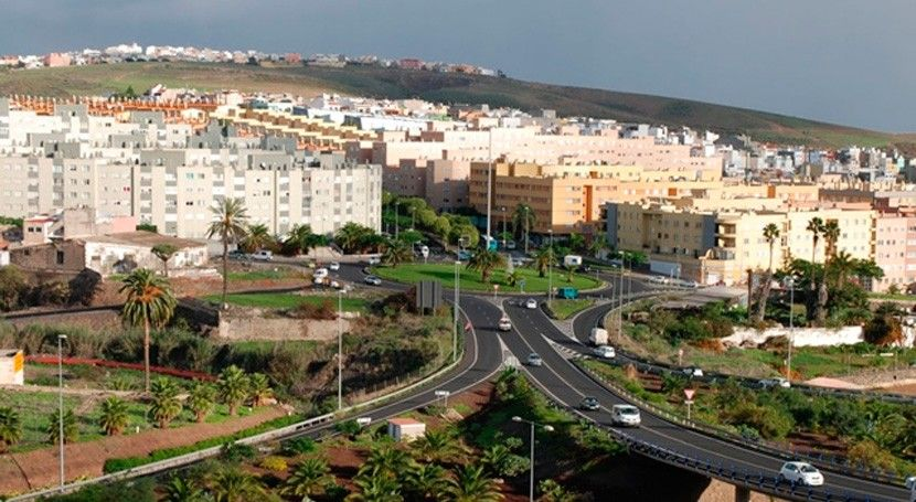 Edificio en Las Palmas de Gran Canaria, Tamaraceite, venta