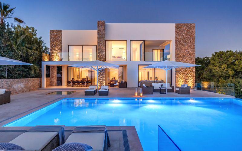 Villa de luxe à Calviá, Bendinat, vente