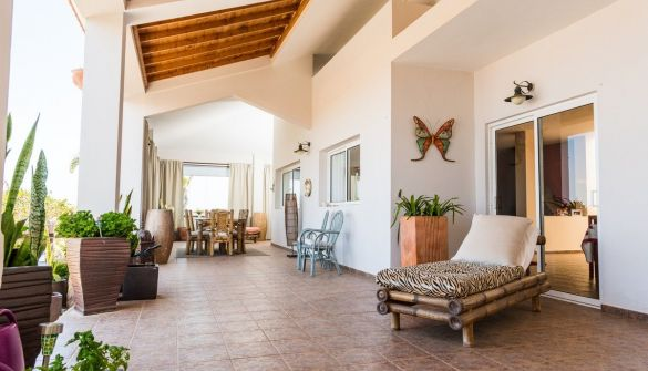 Villa in Villaverde, La Oliva, for sale