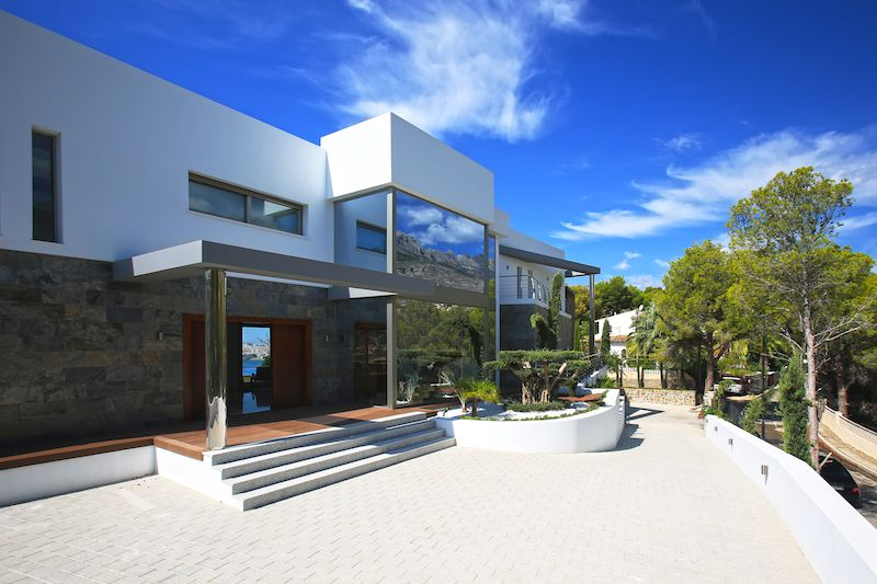 Villa in Altea, La Galera., for sale