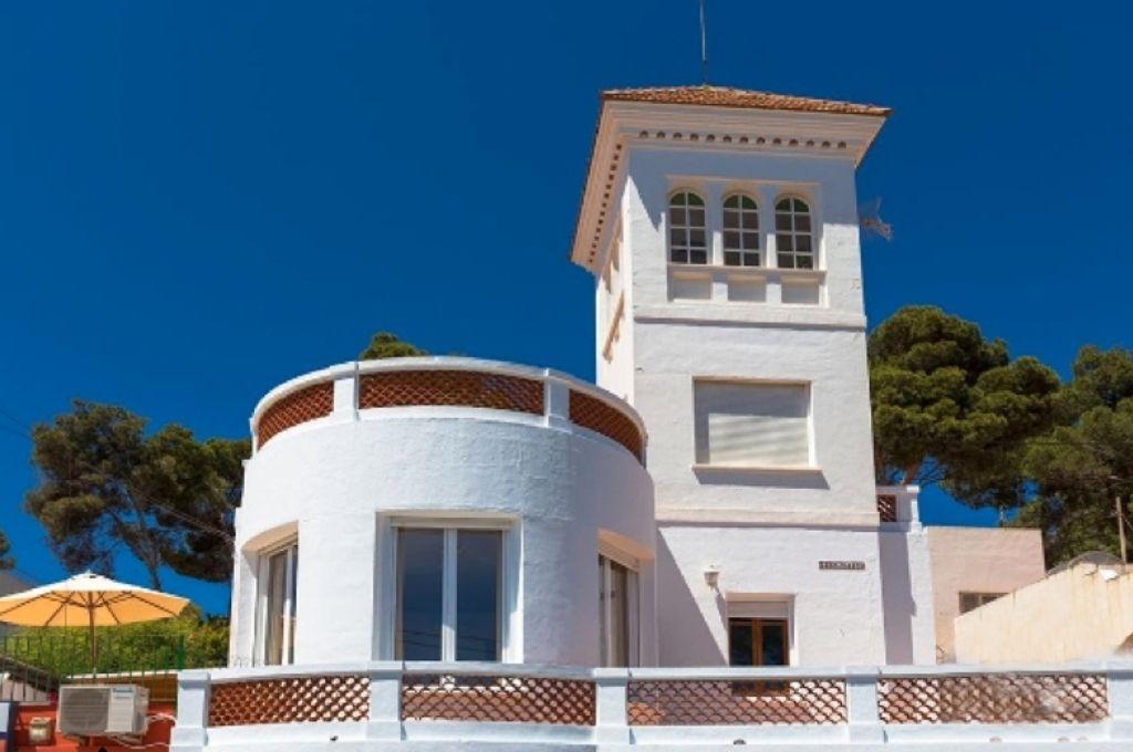 Villa in Moraira, Playetes, for sale