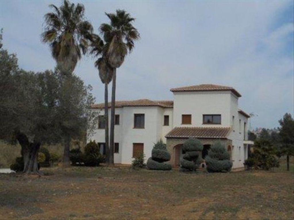Casa de campo en Moraira, venta