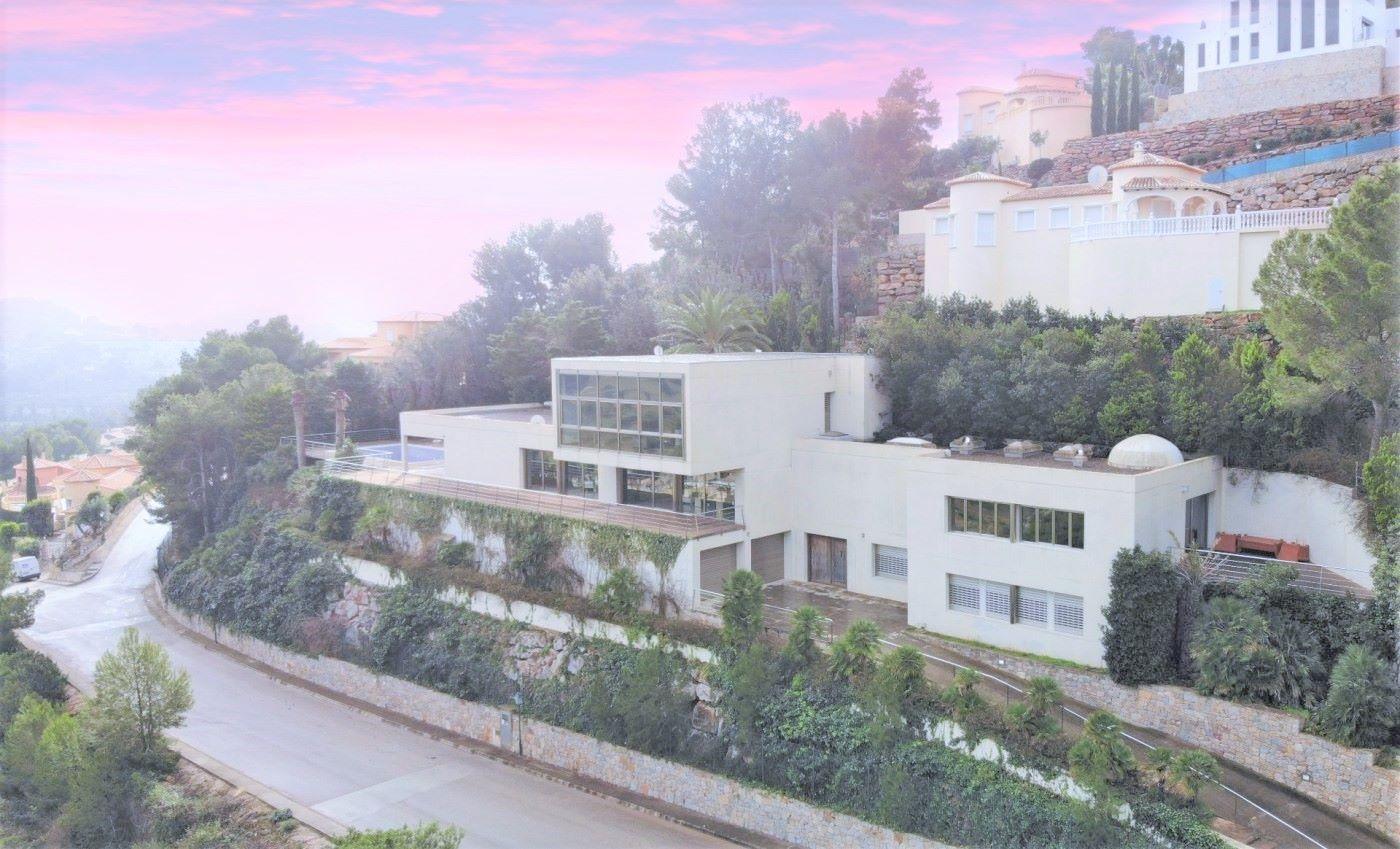 Villa de Lujo en Dénia, La Sella, venta