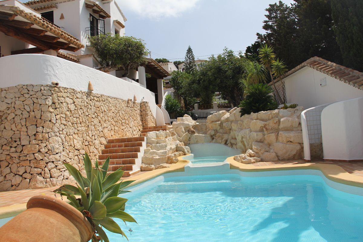 Villa de Lujo en Moraira, El Portet, venta