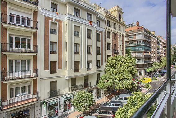 Piso en Madrid, Barrio de Salamanca, venta