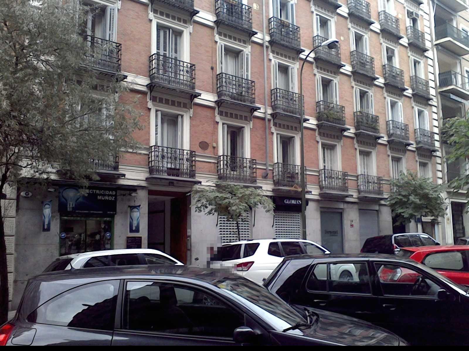 Piso en Madrid, Salamanca, venta