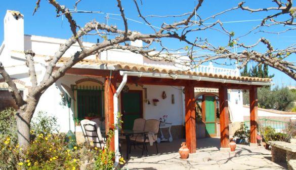 Casa de campo en Mula de 3 habitaciones