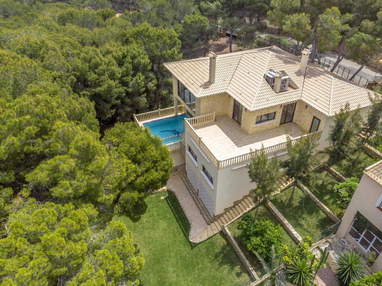 Luxury Villa in Dehesa de Campoamor, Campoamor, for sale