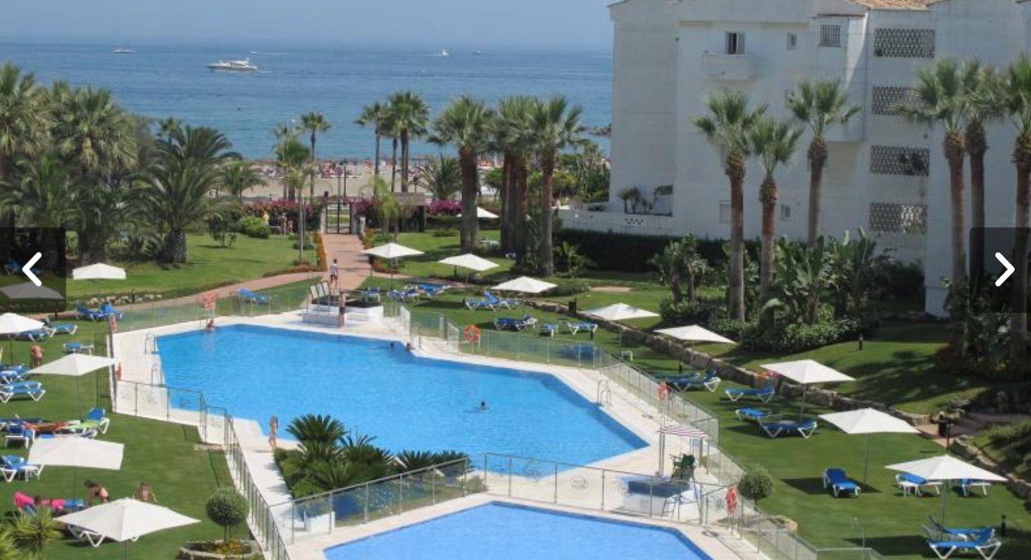 Apartamento en Marbella, Puerto Banús, alquiler