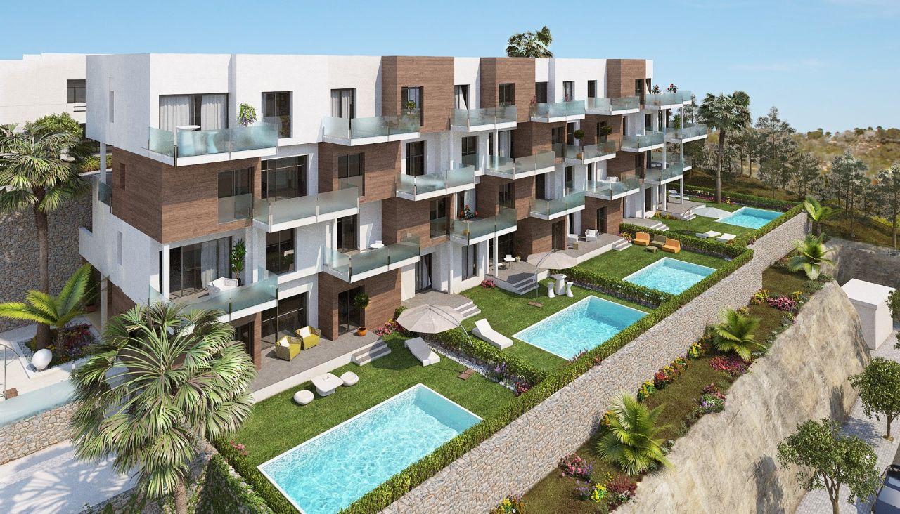 Apartment in Orihuela Costa, Las Ramblas, for sale
