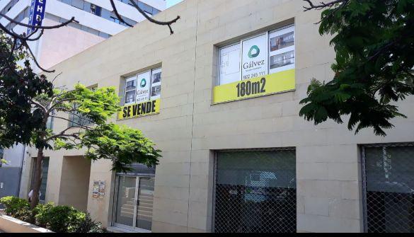Oficina en Santa Cruz De Tenerife de 2 habitaciones