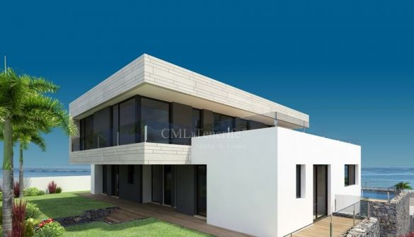 New Development of villas in Arona