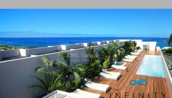New Development of Apartments in Palm-Mar