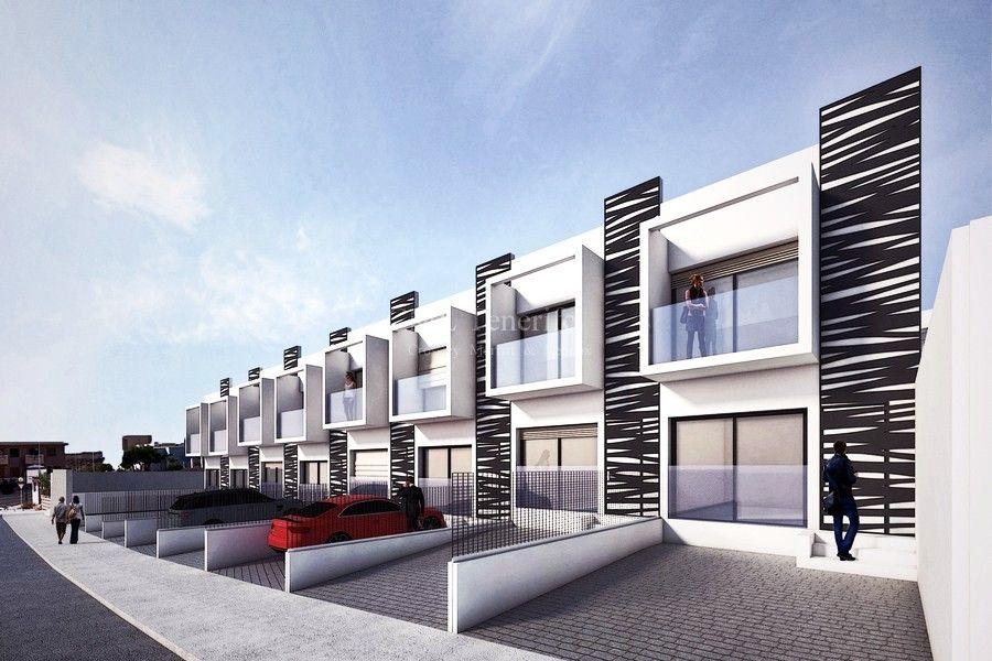 New Development of semi-detached houses in El Médano