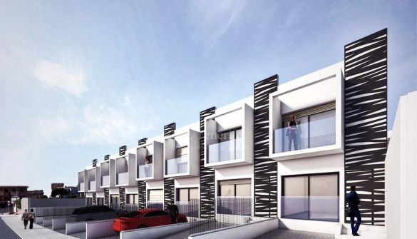 New Development of Semi-detached Houses in El Médano