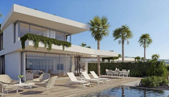 New Development of Villas in Guía de Isora