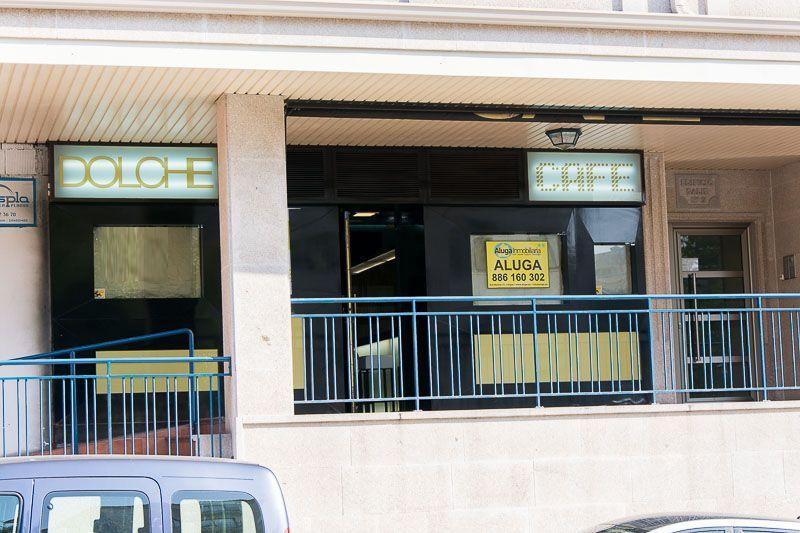 Local comercial en Cangas de Morrazo, Avenida de Galicia, alquiler