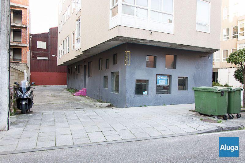 Local comercial en Cangas de Morrazo, Atranco, alquiler