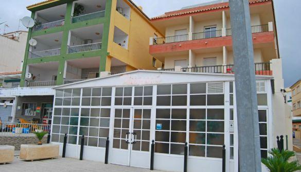 Hotel en Torrox de 25 habitaciones