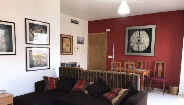Piso en Murcia de 2 habitaciones