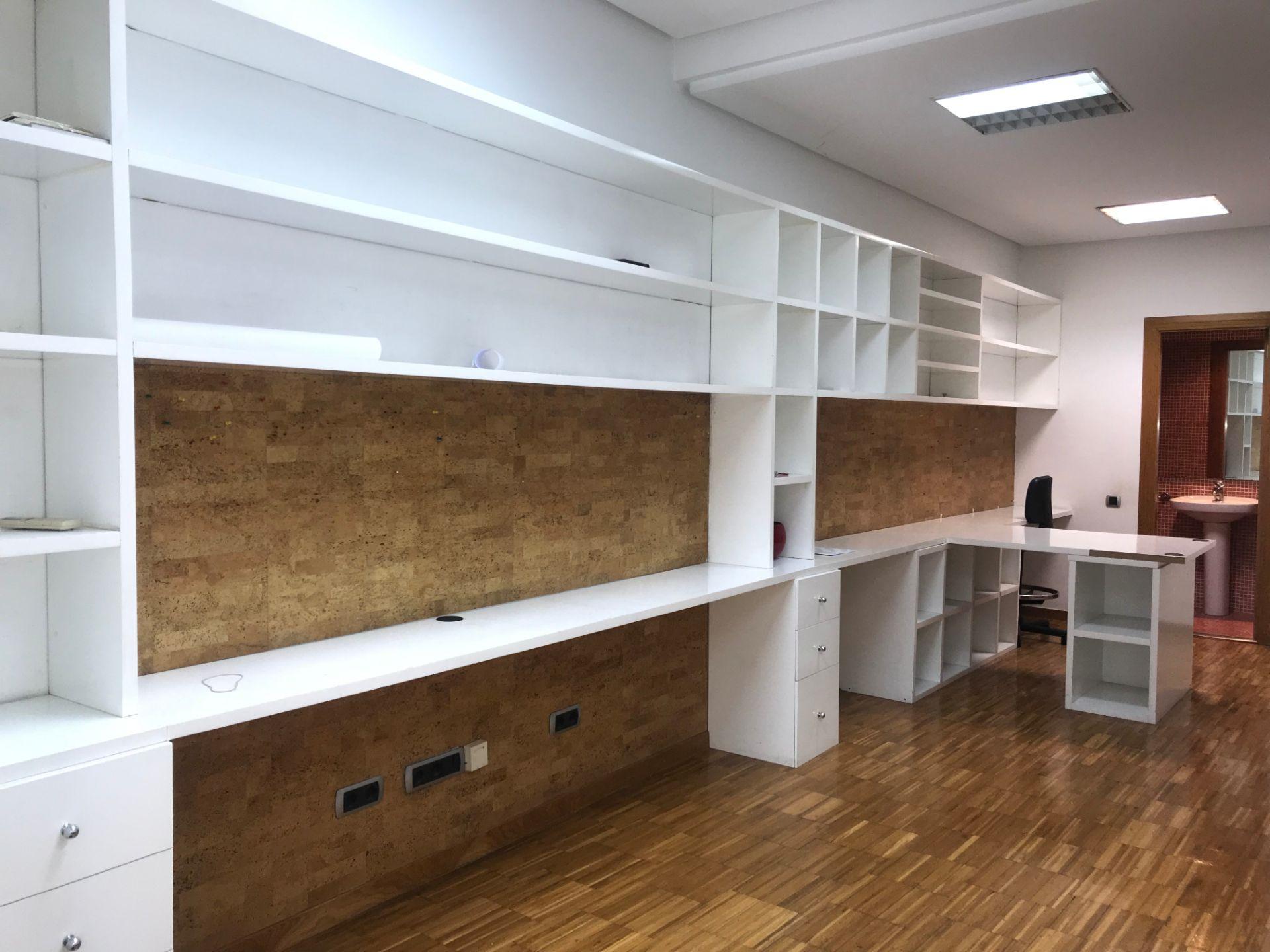Oficina en Murcia, CENTRO, alquiler