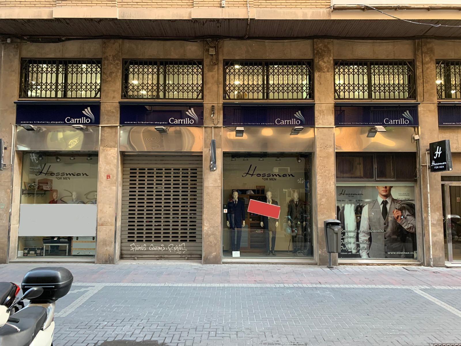 Local comercial en Murcia, CENTRO - GRAN VIA, alquiler