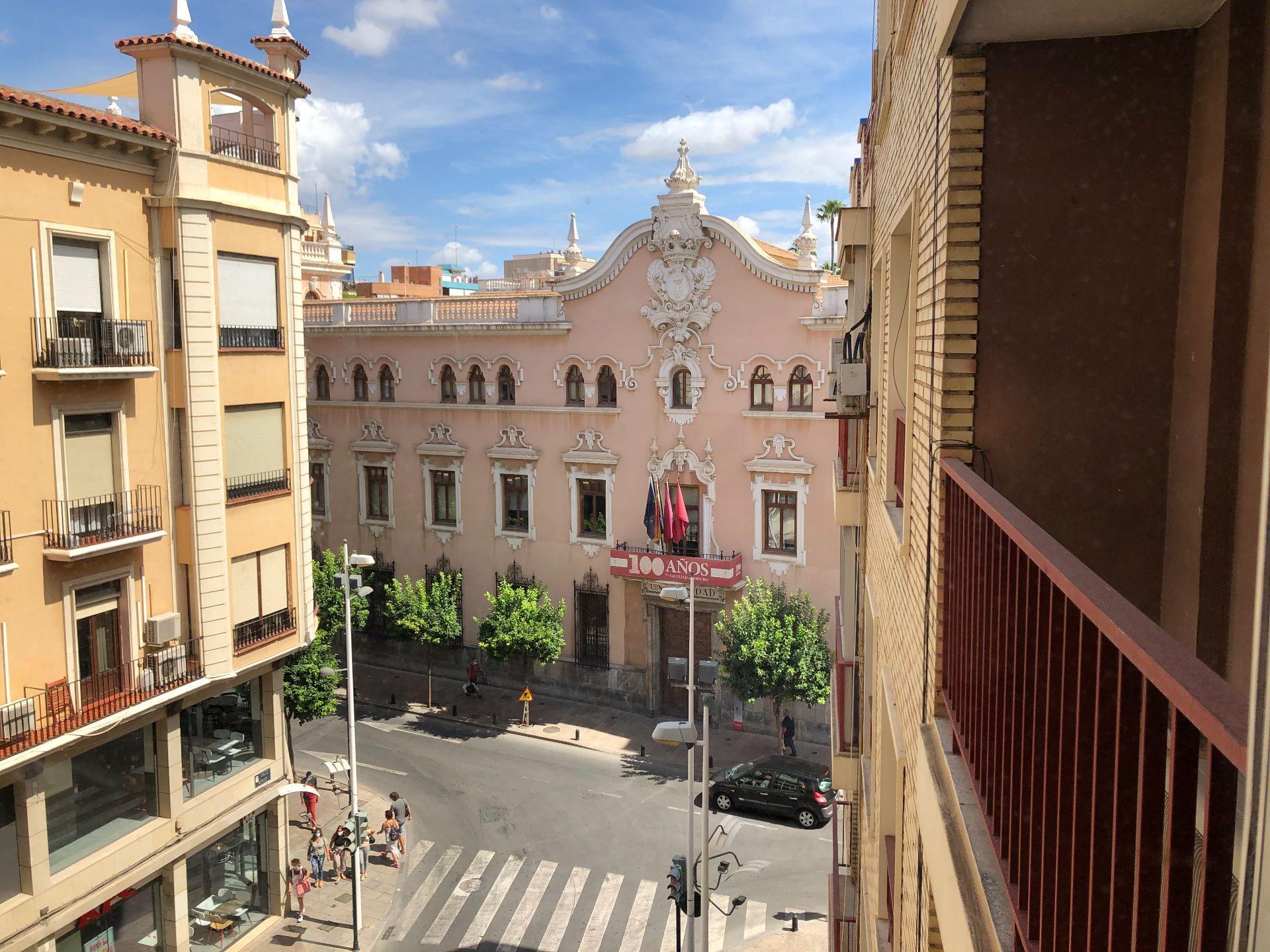 Piso en Murcia, CENTRO - UNIVERSIDAD, alquiler