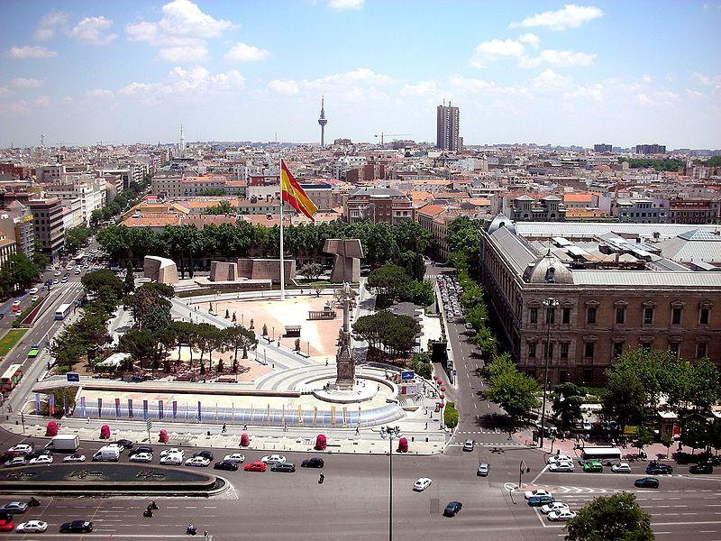 Piso en Madrid, Recoletos, alquiler