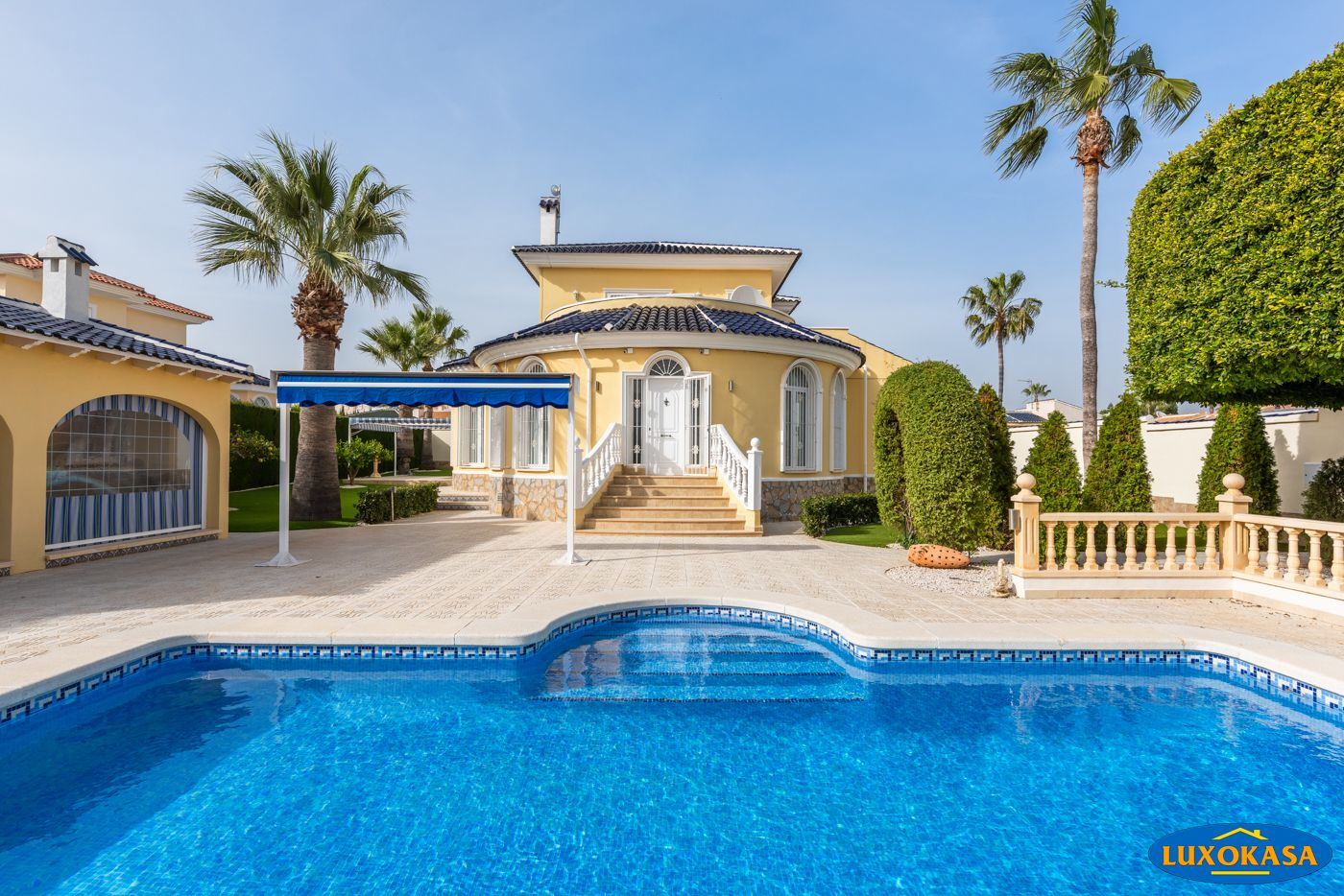 Villa de Lujo en Rojales, Doña Pepa, venta