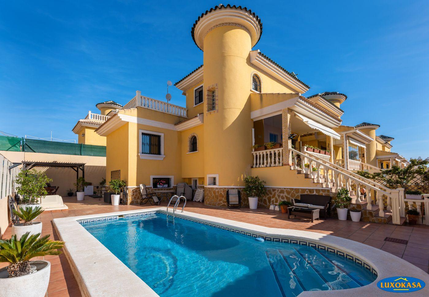 Casa / Chalet en Algorfa, Lo Crispin, venta