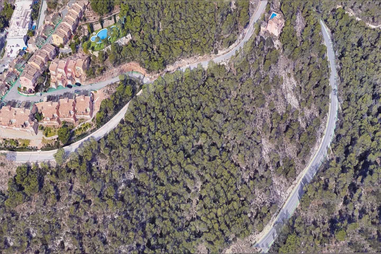 Plot in Altea, Altea Hills, for sale