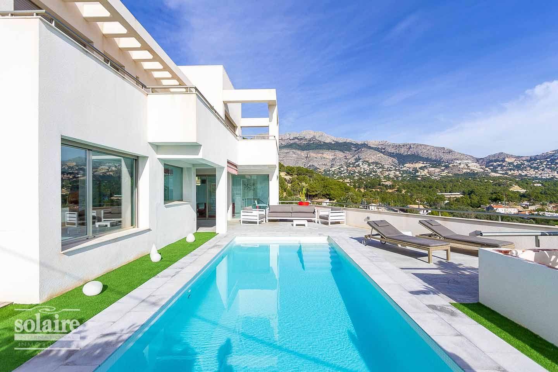 Casa / Chalet en Altea, Cap Negret, venta