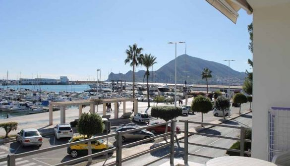 Apartment in Altea, for rent