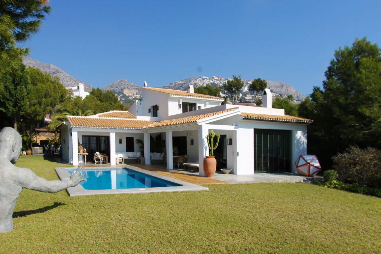 Villa in Altea, Altea Hills, te koop