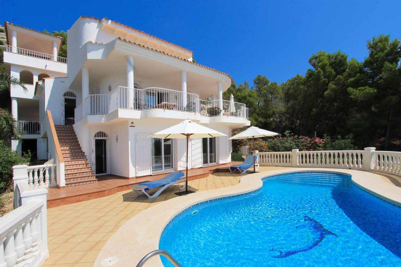 Villa in Altea, Altea Hills, for sale