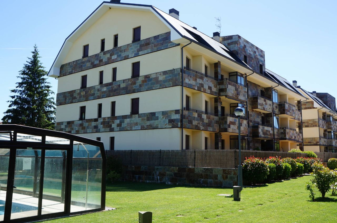 Toppleilighet i Riaza, El Rasero, salg