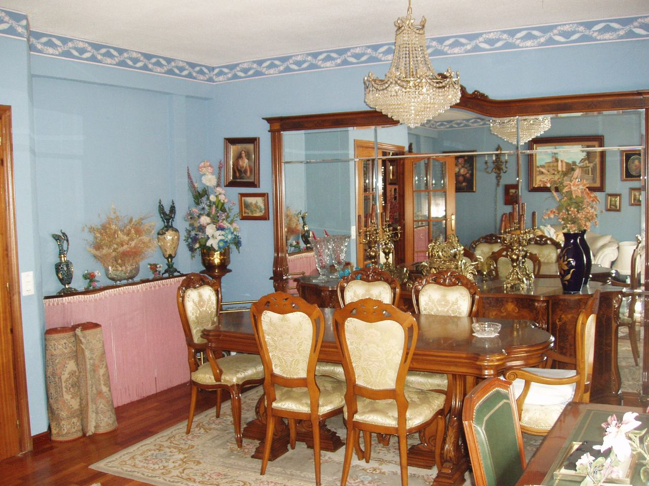 Apartment in Riaza, for rent