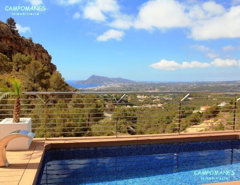 Luxury Villa in Altea, SIERRA DE ALTEA, for sale