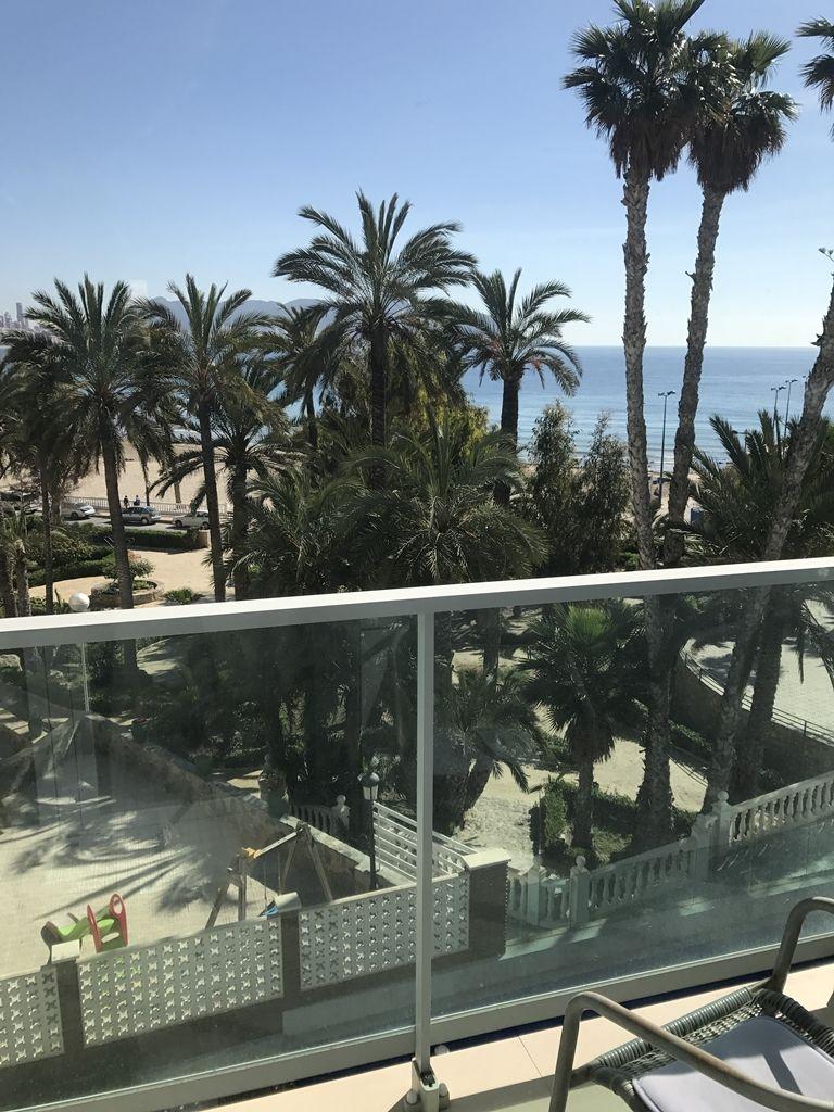 Apartamento en Benidorm, Playa Poniente, alquiler vacacional